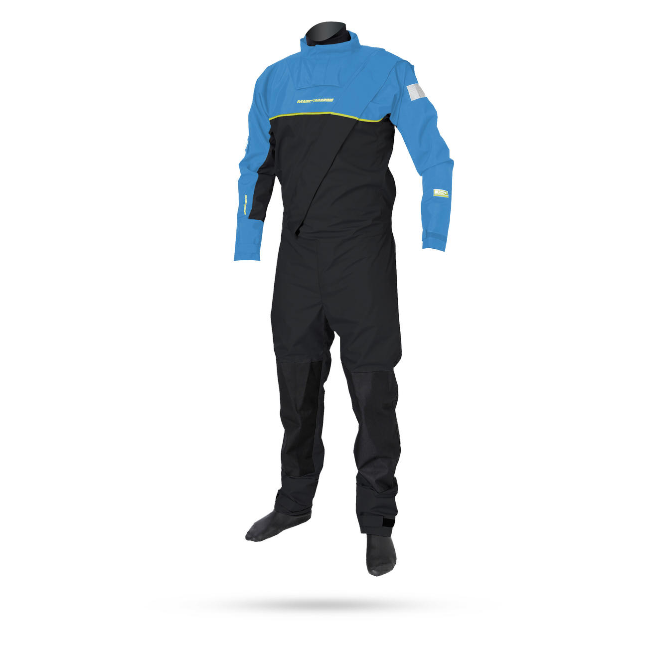 Regatta Breathable Drysuit with Socks (frontzip) シェルドライスーツ