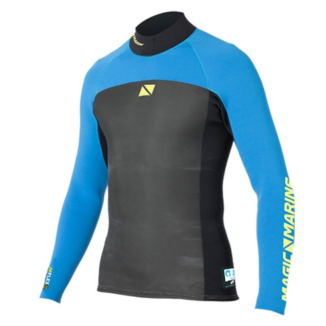 Ultimate Vest L/S Neoprene 3mm Flatlock