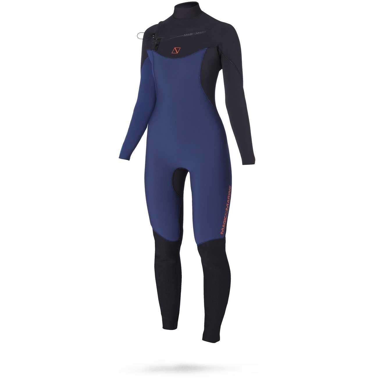 ACE QUICK DRY F-ZIP 4/3 FULLSUIT LADIES